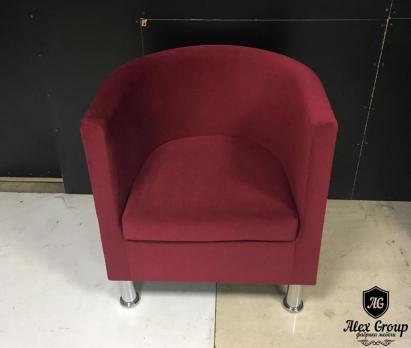 Коричневое кресло в кафе ресторан бар